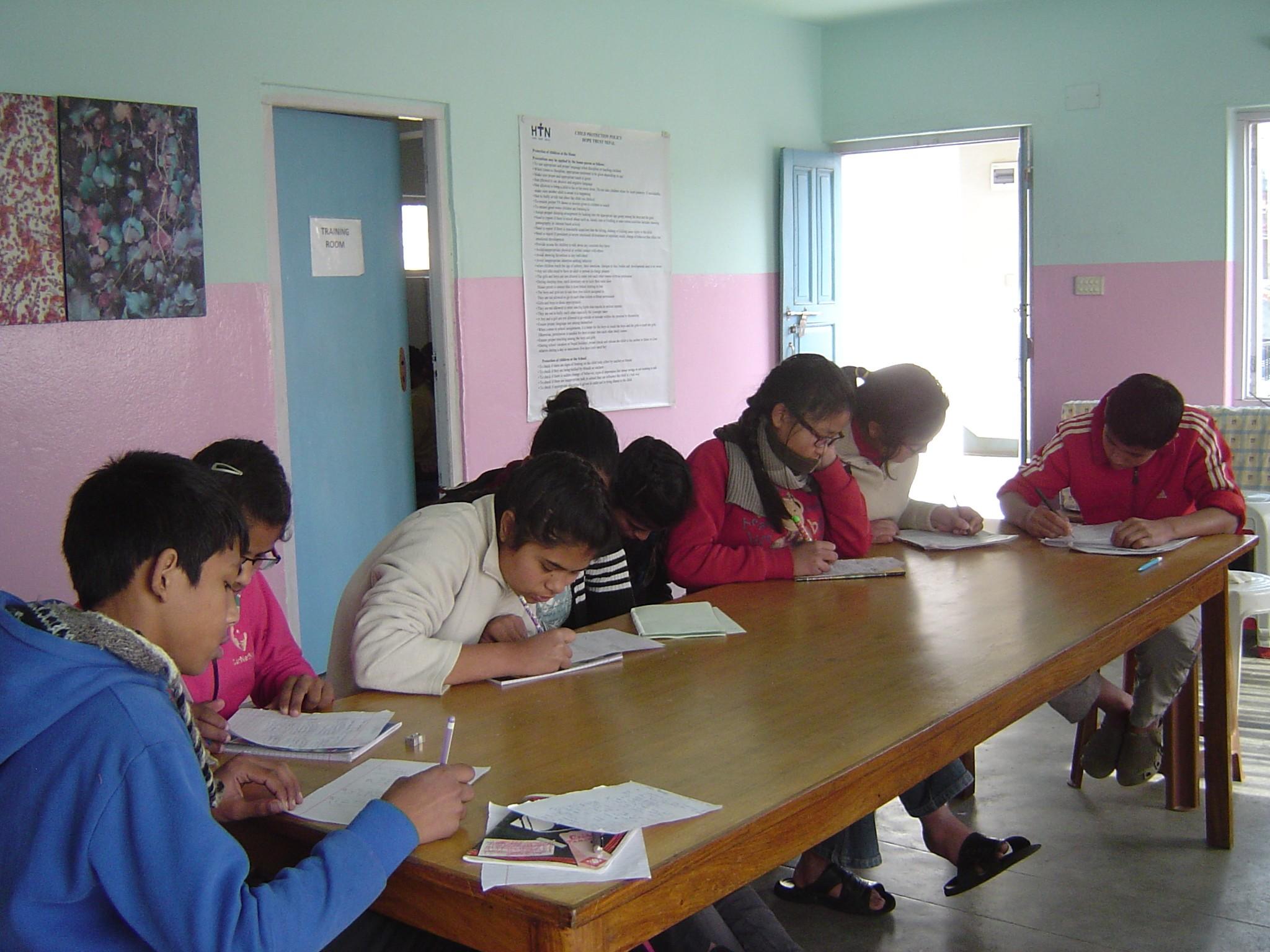 nepal-study