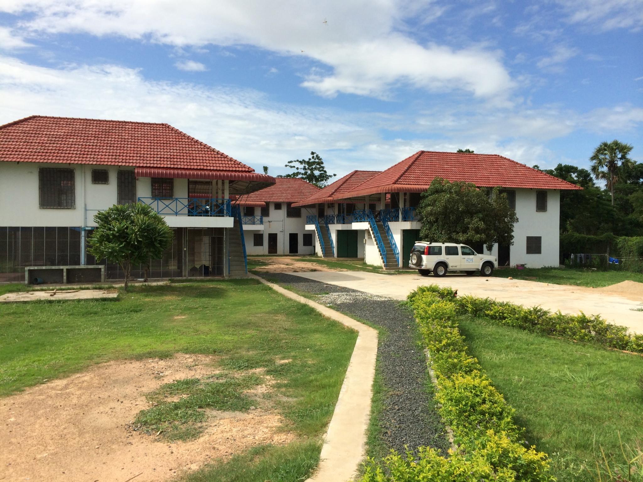 Volunteer House Building