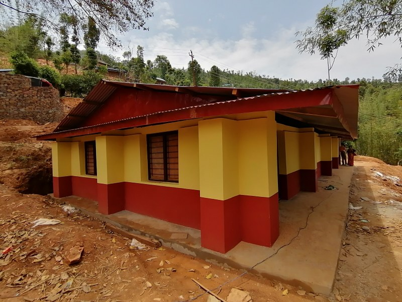 New community hall in Okhaldhunga (1)