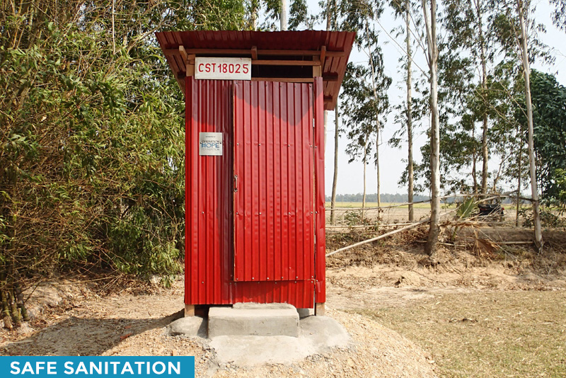 Safe Sanitation