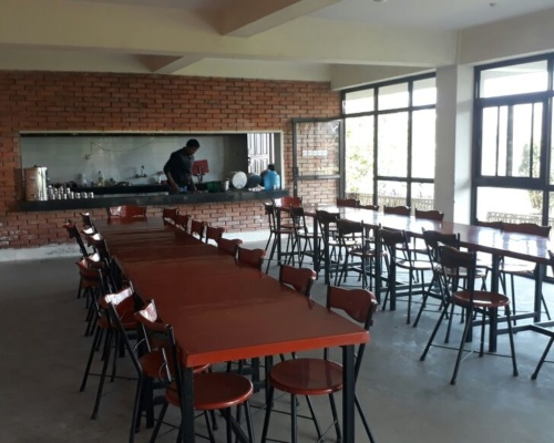 Banepa-Training-Centre-Dining