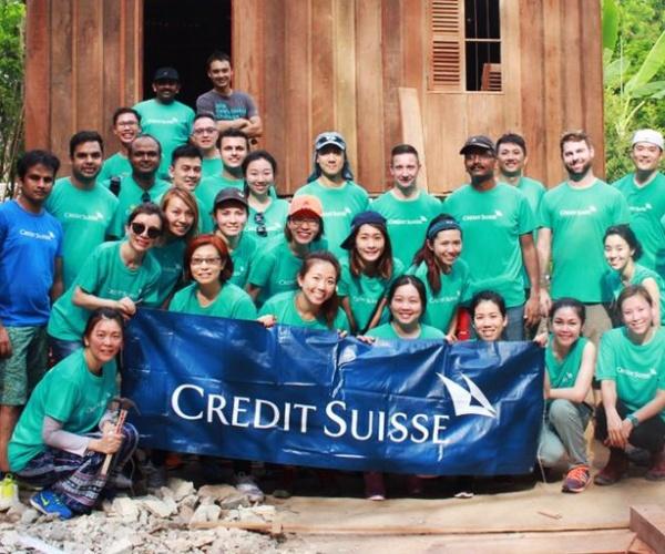 Credit Suisse Team