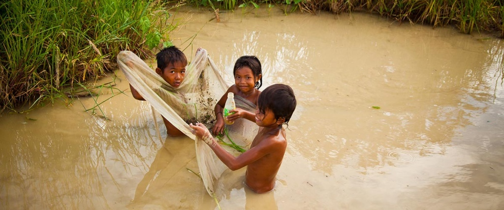 Donate Clean Water for Children of Cambodia and Nepal