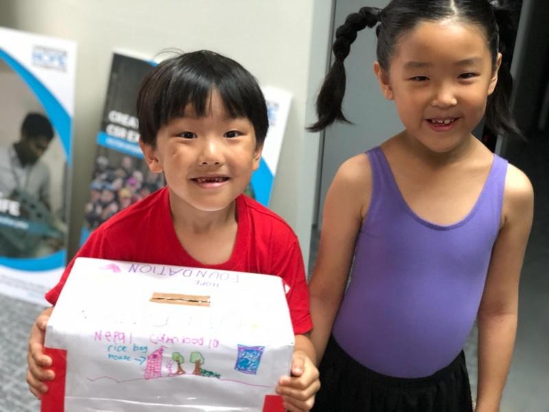 Children Charity Fundraising