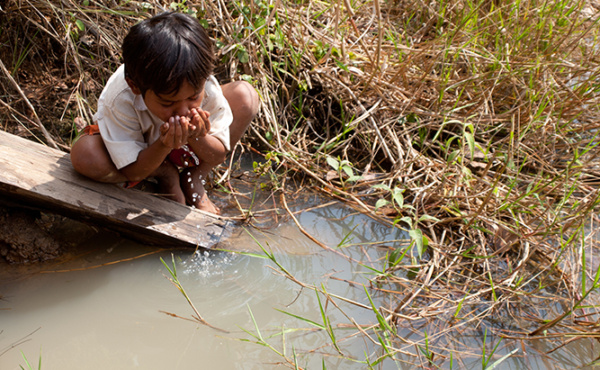 Donate Clean Water For Children