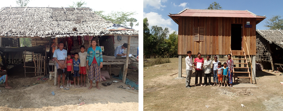 House Building Programme Cambodia